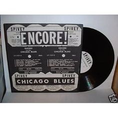 Encore For The Chicago Blues