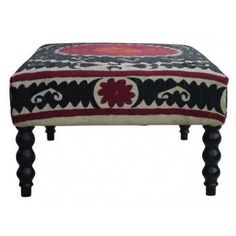 andrew martin furniture | Andrew - Martin Bacare Ottoman | Colourful Country | Pinterest