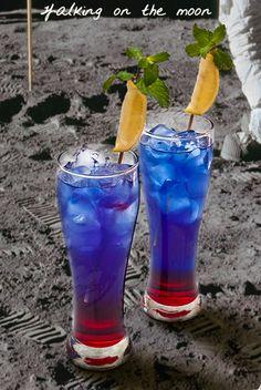 Walking on the Moon Recipe  #drinks #cocktails #drinkrecipes