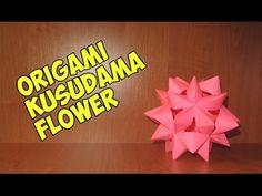 Modular Origami, Diy Origami, Diy And Crafts, Arts And Crafts, Paper Crafts, Origami Videos, Oragami, Paper Craft Supplies, Origami Instructions