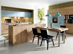 Schüller Lima Kitchen - Schuller by Artisan Interiors Kitchen Units, Open Kitchen, Kitchen Dining, Kitchen Cabinets, Lima, Free Kitchen Design, German Kitchen, Kitchen Showroom, Studio Kitchen
