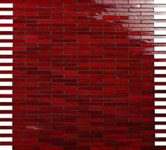Red Glass Tiles - Bing Images