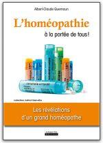 L'homéopathie à la portée de tous ! Albert-Claude Quemoun