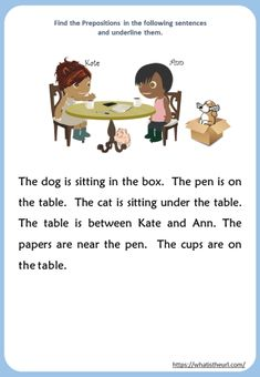 English Stories For Kids, English Grammar For Kids, Learning English For Kids, English Reading, English Language Learning, Learn English Words, English Lessons, English Worksheets For Kids, Reading Comprehension For Kids