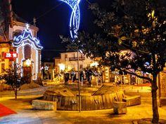 Boa noite :D O Largo da Lapa em Arcos de #Valdevez - http://ift.tt/1MZR1pw -