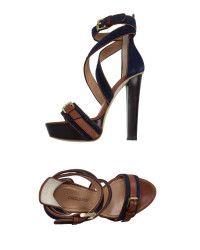 DSquared²   Blue Sandals   Lyst