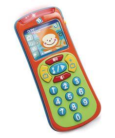 Look at this #zulilyfind! Say-n-Play Remote by B Kids #zulilyfinds