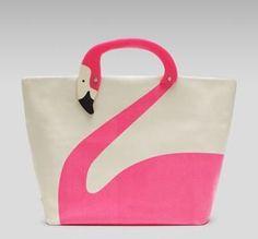 Kate Spade: la Flamingo Tote