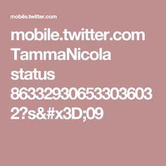 mobile.twitter.com TammaNicola status 863329306533036032?s=09