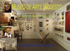 Museo de Arte Modesto.Comunidad Ecológica de Peñalolen. Santiago de Chile