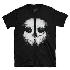 ghost skull.