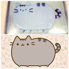 Serendipity Adore: Pusheen Fat Cat Cake