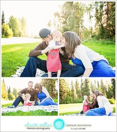 Christi Collins Photography » Christi Collins is an on location natural light photographer in Anchorage Alaska and Eagle River Alaska specia...