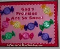 sunday school bulletin boards - Bing Images link to tons of bulletin board ideas Bible Bulletin Boards, February Bulletin Boards, Valentine Bulletin Boards, Christian Bulletin Boards, Preschool Bulletin Boards, Christian Classroom, Bulletin Board Ideas For Church, Bullentin Boards, Candy Bulletin Boards