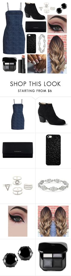 """""""Untitled #300"""" by vinimalik ❤ liked on Polyvore featuring Lands' End, Givenchy, Charlotte Russe, Concrete Minerals, West Coast Jewelry and Arbonne"""