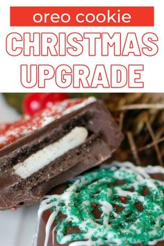These chocolate covered Oreos for Christmas are so rich and delicious! These would make a very nice gift for teacher, relative, neighbor or friend. These sure do beat fruit cake!! You an get some clear gift bags at the dollar store and package them nicely with a ribbon - add a gift tag and you are all set!