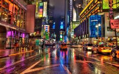 ❤ Get the best New York City HD Wallpaper on WallpaperSet. Only the best HD background pictures. Computer Wallpaper Hd, New York Wallpaper, World Wallpaper, City Lights At Night, Night City, City Photography, Photography Backdrops, Photography Backgrounds, City Lights Wallpaper