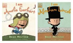 Ordinary People Change the World: a series of children's books from Brad Meltzer
