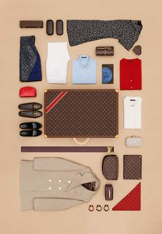 Louis Vuitton: the Art of Packing