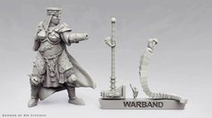 Sisters of Serens - Fantasy miniatures | Indiegogo