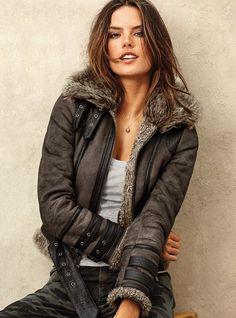 Faux-shearling Aviator Jacket #VictoriasSecret http://www.victoriassecret.com/clothing/jackets-and-coats/faux-shearling-aviator-jacket?ProductID=19656=OLS_mmc=CJ-_-2205077-_-10537318-_-Product%20Catalog?cm_mmc=pinterest-_-product-_-x-_-x