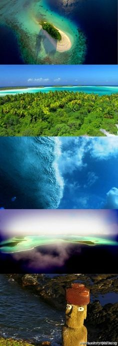 South Pacific Ocean-Love the variety of pictures!