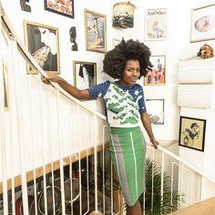 d7cff443f9b3 Fashion blogger Freddie Harrel shares her style secrets over on our blog.   freddieharrel