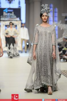 Maria B. Collection at Telenor Bridal Couture Week 2014