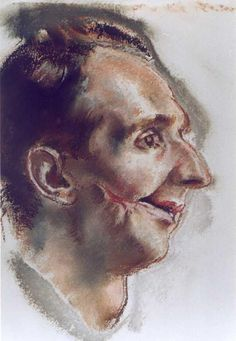 Henry Tonks watercolour documenting facial injuries of the First World War. Wounds Nursing, Flanders Field, Medical Anatomy, Political Events, Gcse Art, Pastel Drawing, World War I, Wwi, First World