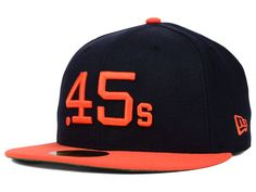 Houston Colt 45s New Era MLB Cooperstown 59FIFTY Cap Hats