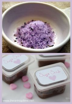 DIY Bath & Beauty Gift Ideas – Handmade DIY Gifts for Her