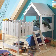 Kinderbett baumhaus  Kinderbett-Baumhaus-0   Kinderzimmer   Pinterest