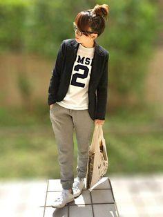 Ʊ˚ ☆  BEAMS BOYのTシャツ/カットソーを使ったコーディネート - WEAR