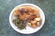 Roast Chicken Breast (Bone In, Skin On). Photo by Lila1083