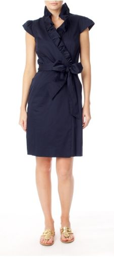 I absolutely love this Elizabeth McKay dress! Comes with 2 belt styles. But alas, it has sold out...