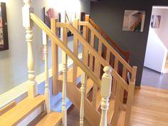 showroom trappen in puurs, antwerpen, trappen teck