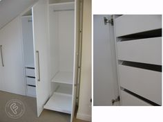 built in furniture for loft rooms