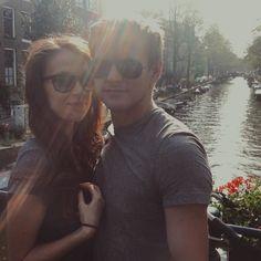 In Amsterdam we're addicted to love not drugs  #makelovenotmeth #amsterdam #roadtrip #summerinthecity #rivertown
