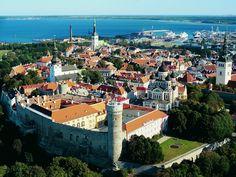 Landscape Tallinn, Estonia