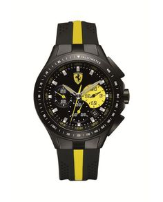 Relógios da Ferrari agora no Brasil