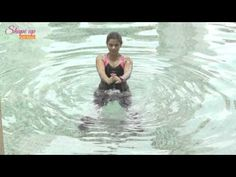 Aqua Aerobics Exercises - Shallow Water Exercises Free DIY Tutorial - YouTube