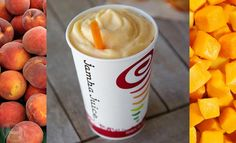 Jamba Juice Peach Mango Smoothie, a creamy peach flavored shake, surprises your senses with a bite of mango. This recipe will show you how to make one.