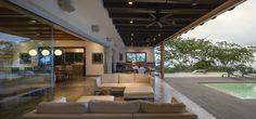 residencia AL #garnierarquitectos #architecture #arquitectura #interiordesign #tropical #costarica #design #costarica photography @fernandoalda
