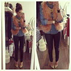 vest fur More