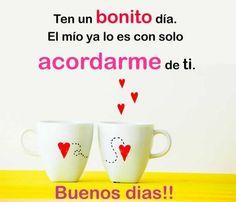 Despertar con mucho amor http://enviarpostales.net/imagenes/despertar-mucho-amor/ Saludos de Buenos Días Mensaje Positivo Buenos Días Para Ti Buenos Dias