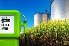 Congresso aprova elevação do nível de etanol misturado à gasolina | #Ental, #Gasolina, #Petrobras, #UsinaDeCana, #VitorVieira