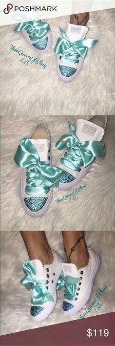 Wedding Sneakers diy (Converse)