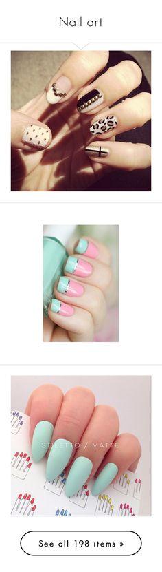 """""""Nail art"""" by karasito ❤ liked on Polyvore featuring beauty products, nail care, nail treatments, nail polish, nails, beauty, nail art, butter london nail polish, butter london and sticker nail polish"""