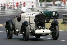 1930 Roesch Talbot AO90 team car. This car raced at Brooklands and Le Mans in the early 1930s and was extremely fast and quiet. Talbots were spectacularly good cars yet are largely overlooked today.