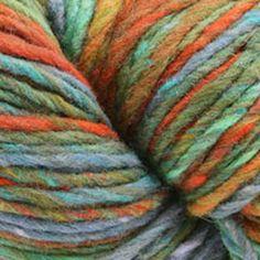 Rowan Colourscape Chunky by Kaffe Fassett.